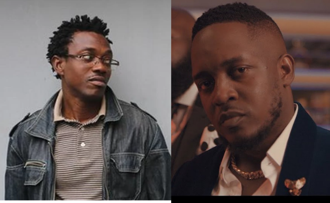 Collage of B-Elect (left) MI Abaga (right)