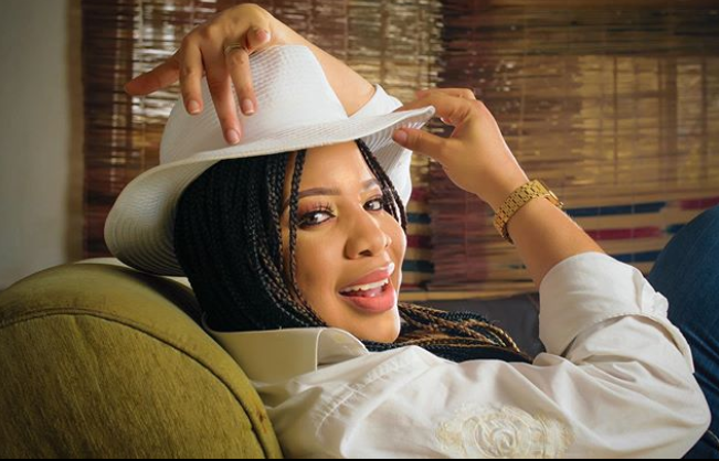 Monalisa Chinda birthday photo