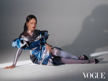 Rihanna Vogue Hong Kong Cover