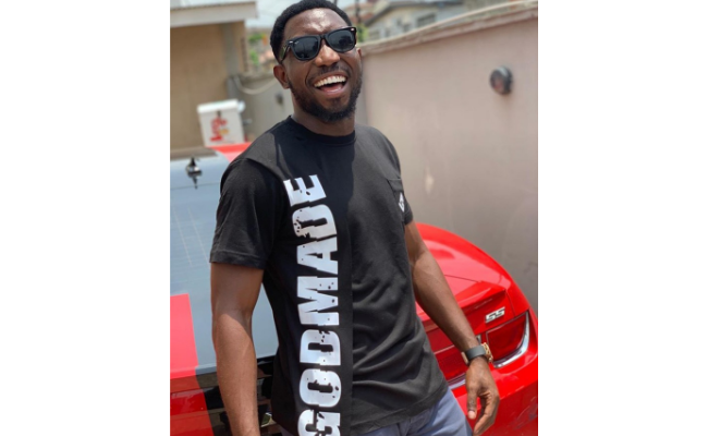 Timi Dakolo shared this image on Instagram.
