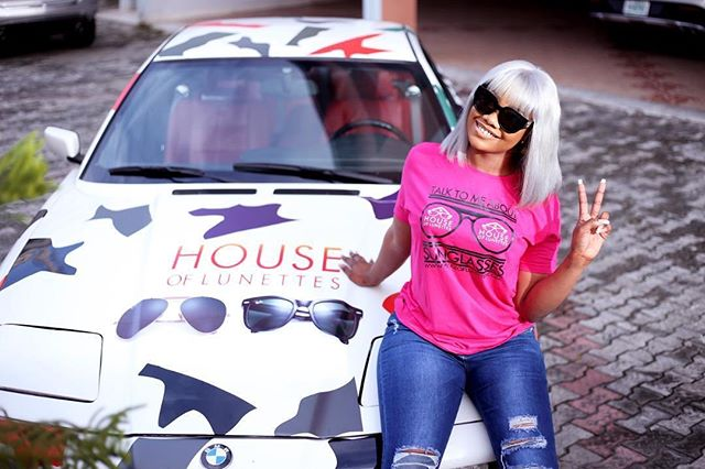 Tacha is House of Lunettes ambassador