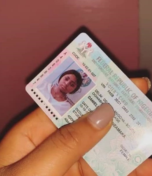 Regina Daniels shows off her real age and date of birth on her PVC