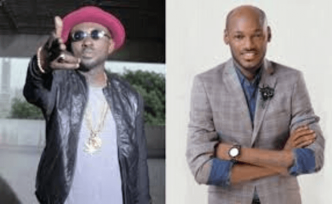 'I will never be intimidated by any threat' - Blackface reveals he's taking Tuface to court