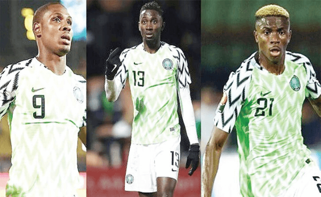 Ndidi, Ighalo, Osimhen make 30-man shortlist for African player of the year award| See full list