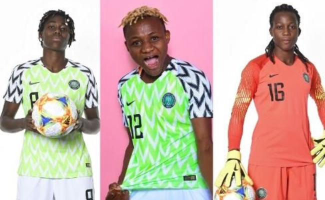 Asisat Oshoala, Chiamaka Nnadozie and Uchenna Kanu make 10-woman shortlist for African Women's player of the year