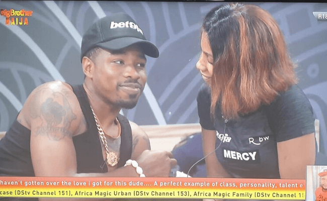 Dr Cupid: BBNaija's Mercy and Ike, Diane and Elozonam, Khafi and Gedoni serve couple goals