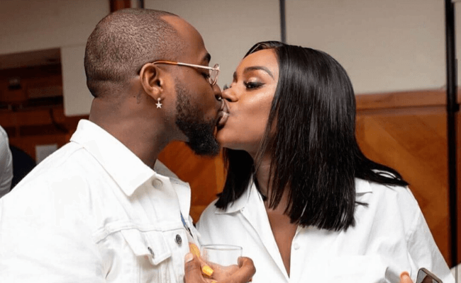 Chioma shared the most beautiful pictures + videos to celebrate Davido's birthday