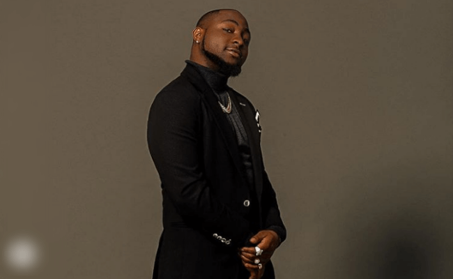 Davido shares cover art for 'A Good Time' and the story behind it [photo]