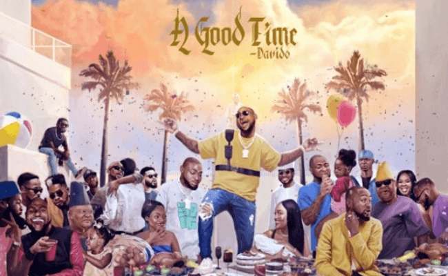 Davido drops 'A Good Time' to glowing reviews| Listen on Sidomex