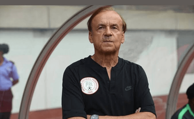 Nigeria's Gernot Rohr makes top twenty National team coaches list