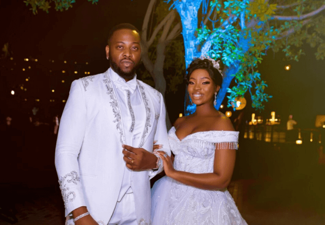 Everything that happened at Bam Bam and Teddy A's wedding| Watch on Sidomex