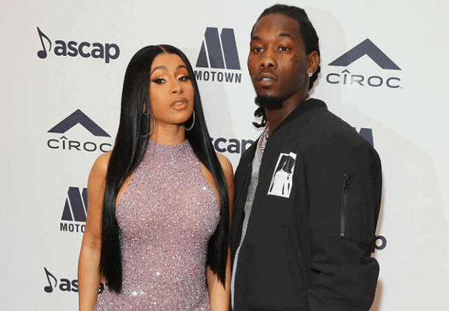 Cardi B defends Offset after his Instagram is hacked