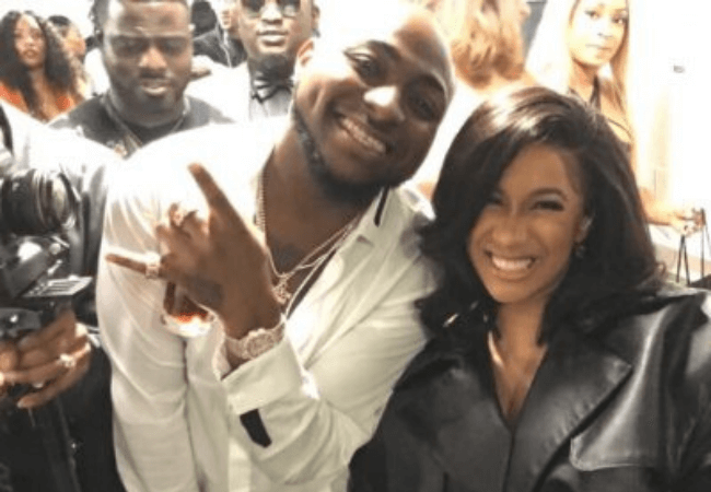 Cardi B and Davido recorded a 'Fall' remix that you haven't heard| Listen on Sidomex