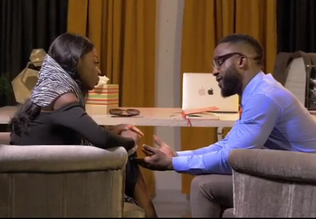 #BBNaija's Diane Russet makes acting debut alongside Iyanya in The Therapist| Watch teaser on Sidomex