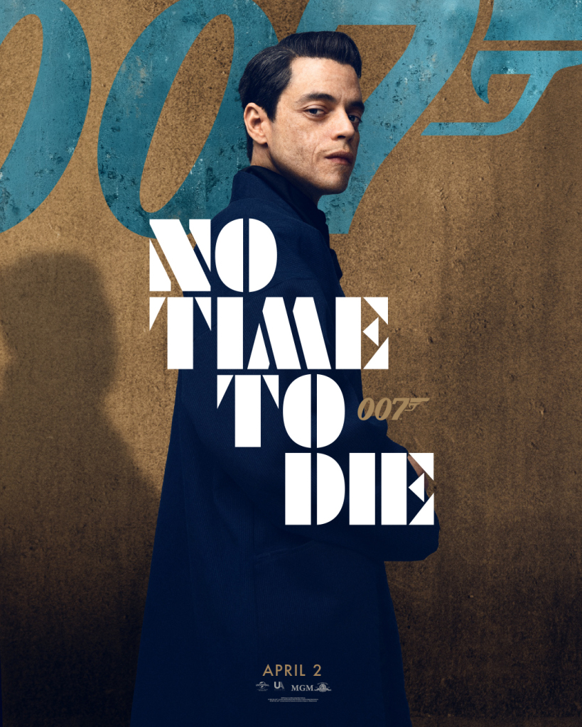 James Bond is back! Watch the trailer for 'No time to die' on Sidomex