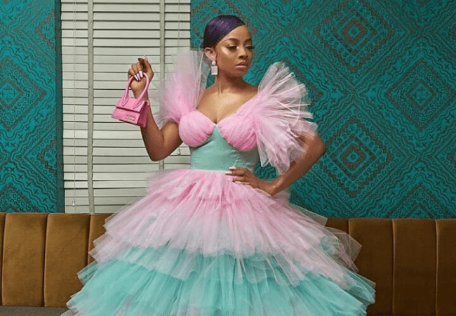 Fashion Friday: Khafi, Toke Makinwa, Tacha, Ebuka serve eye-popping looks on Instagram this week