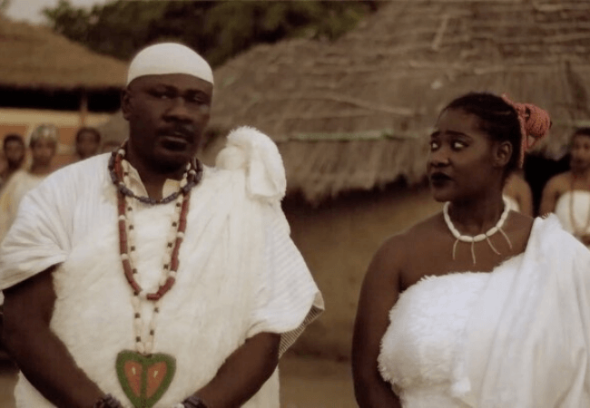 Mercy Johnson makes production debut with The Legend of Inikpi  Watch trailer on SIdomex