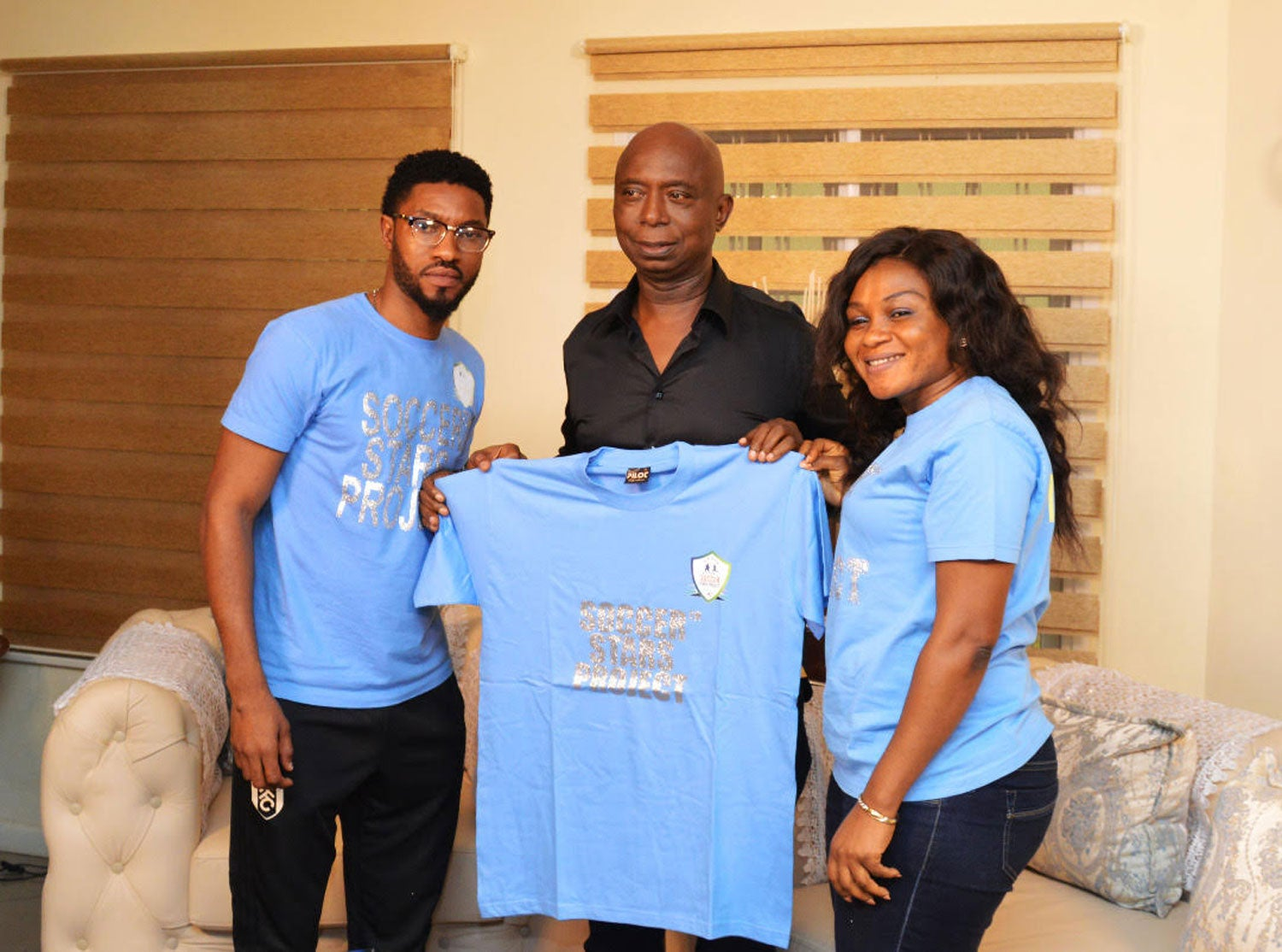 Prince Ned Nwoko Foundation sponsors a soccer competition. Photo: Vanguard News.