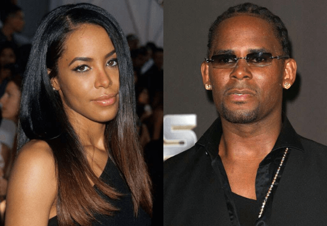 R. Kelly charged with bribing his way to marrying 15-year-old Aaliyah