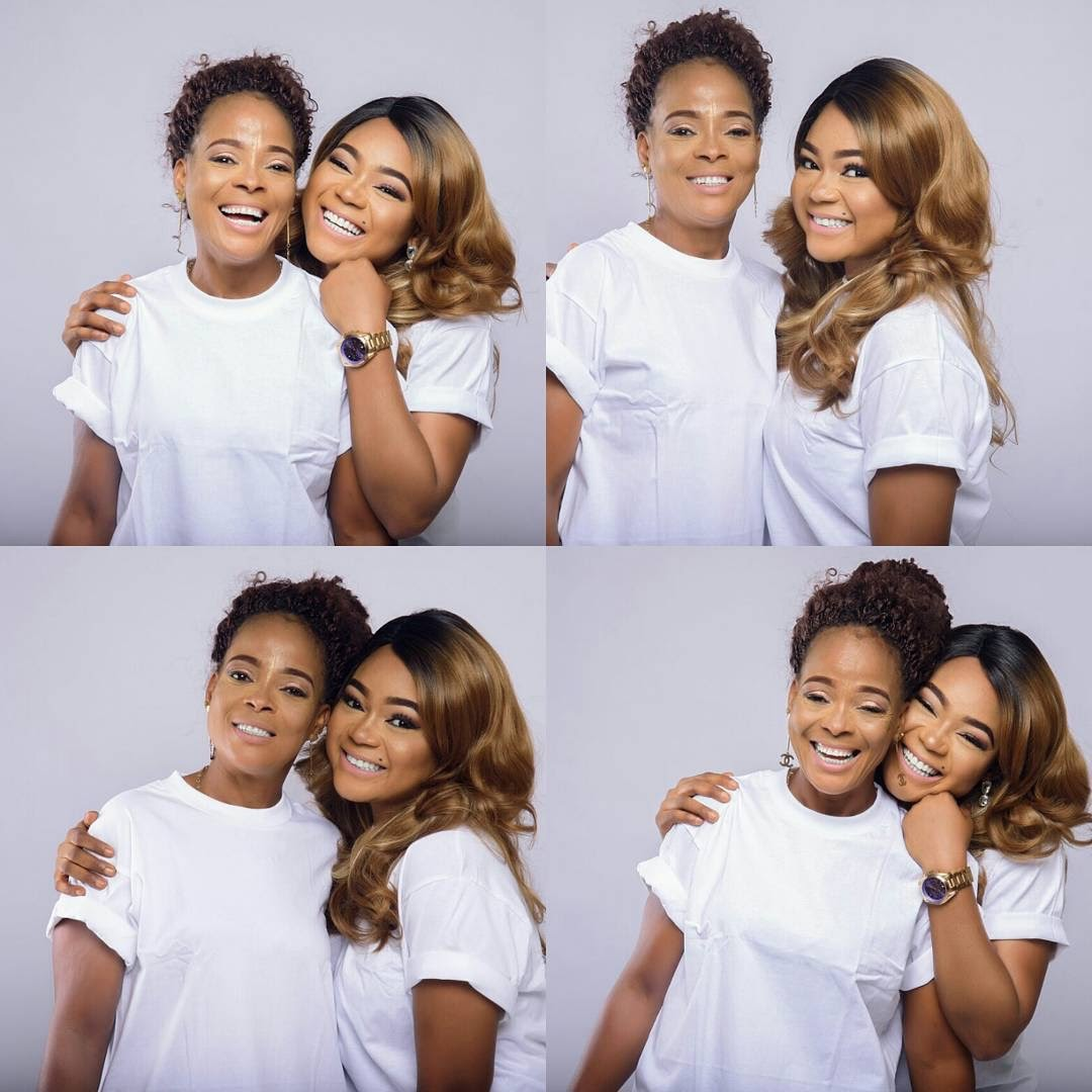 Rachael Okonkwo and her mother biography facts
