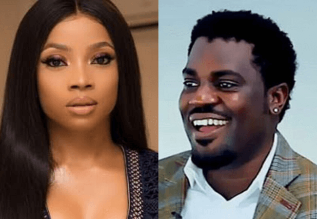 'I do not take offence with your backlash' - Yomi Black says in response to Toke Makinwa's call out