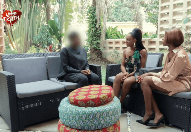 The first episode of Untold Truth with Simi Drey and Diane is out| Watch on Sidomex