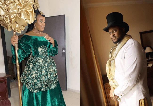 Only a few days after the couple had their introduction ceremony, Davido's brother, Adewale Adeleke and his fiancee, Kani have had their traditional marriage.