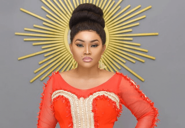 Mercy Aigbe goes down memory lane; offers support to domestic violence victims