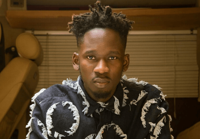 Mr Eazi takes a break from music and the reason why will blow your mind