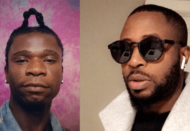 'I will get you deported from US' - Speed darlington tells Tunde Ednut [video]