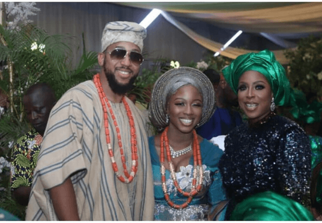 #MeetTheAdetonas: All the pictures you missed from media girl Tallulah Doherty and Tokunbo Adetona's engagement