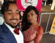 Nollywood actor, Bryan Okwara welcomes a baby boy with his partner, Marie Miller