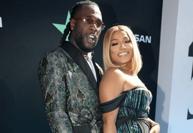 Are Burna Boy and Stefflon Don engaged?