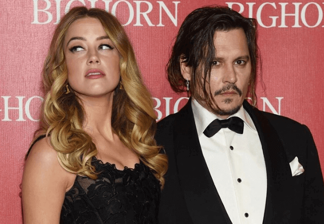 Listen to shocking audio where Amber Heard admits she hit Johnny Depp