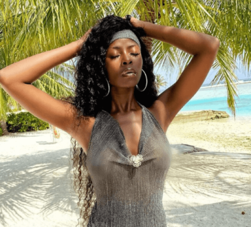 Check out these pictures of BBNaija's Khloe living her best life in Maldives [photos]