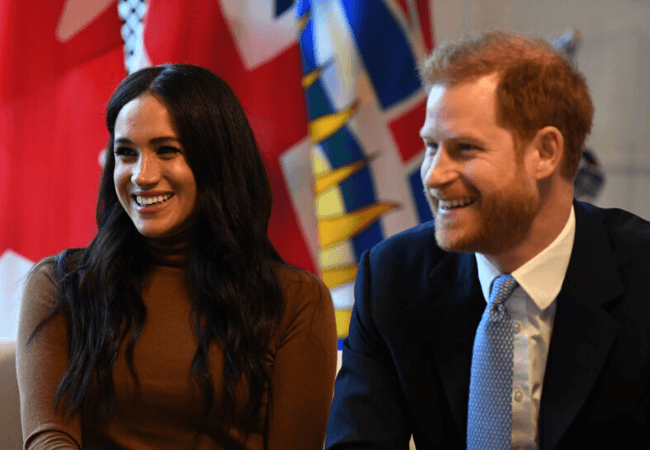 'It's boring in Canada' - Madonna says as she offers Prince Harry and Meghan Markle her New York apartment
