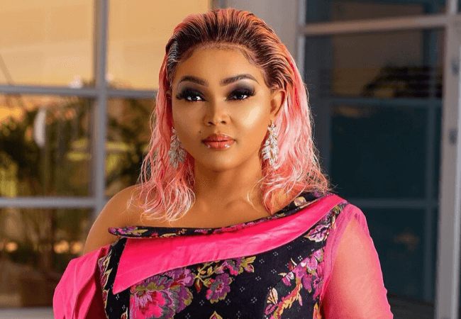 Just before valentine's day, Mercy Aigbe targets deadbeat fathers and domestic violence in new vlog| Watch on Sidomex