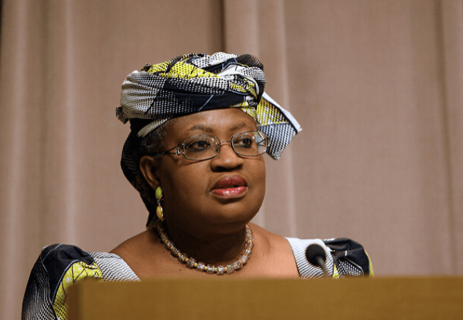 Ngozi Okonjo-Iweala named Harvard University 2020 Angelopoulos fellow