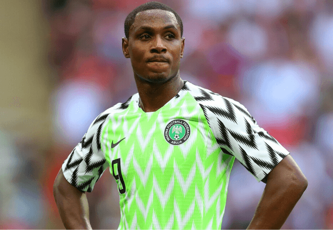 'Manchester United move is a dream come true' - Odion Ighalo says as he arrives in Manchester [video]