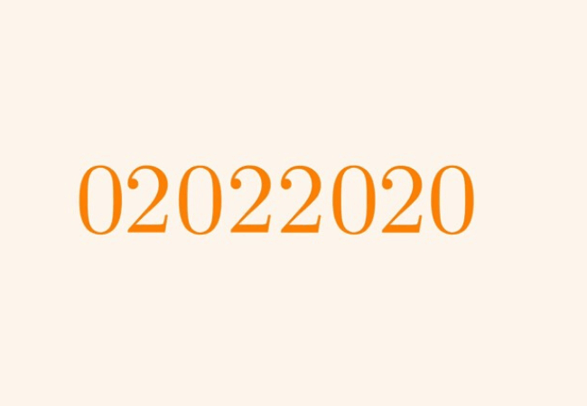The world celebrates 02-02-2020, first palindrome day in 909 years