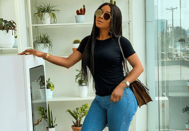 Toke Makinwa discusses 'crimes of passion' on the latest episode of Toke Moments| Watch on Sidomex