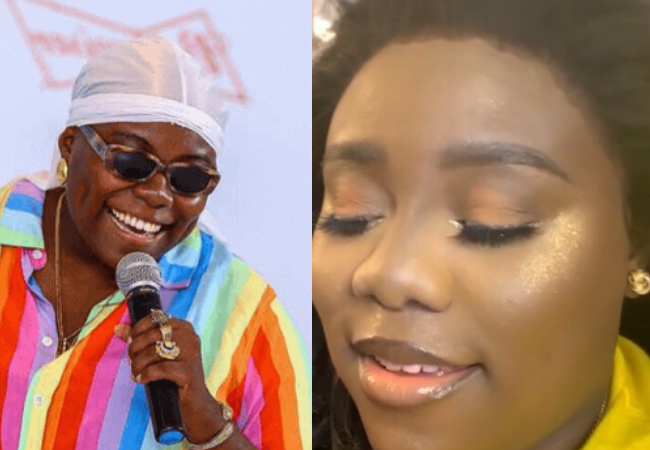 Nigerian popular singer, Teni Entertainer has shocked the internet as she uploads videos of getting a makeover and she looks absolutely stunning.