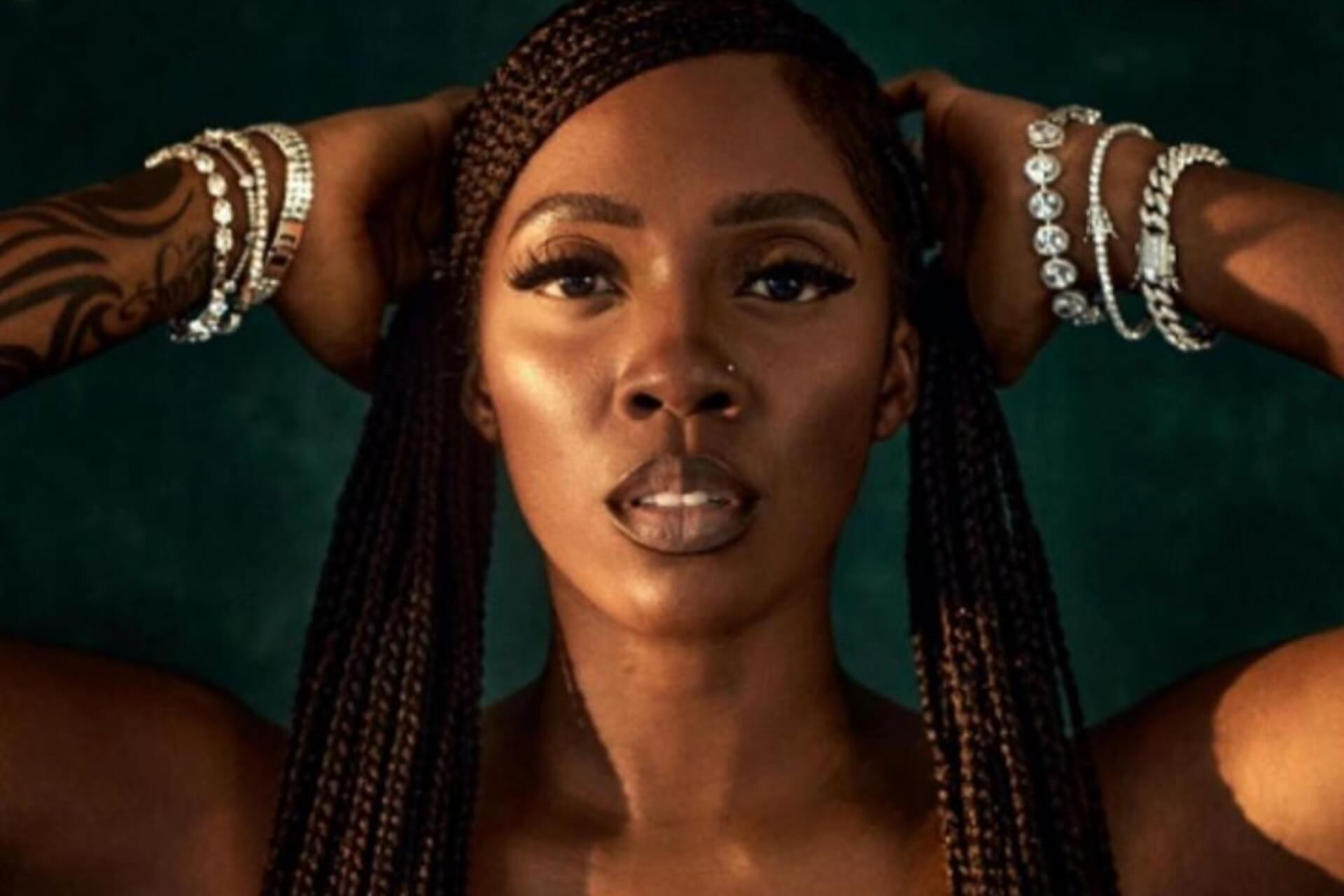 Tiwa Savage speaks up on black women being limited in families