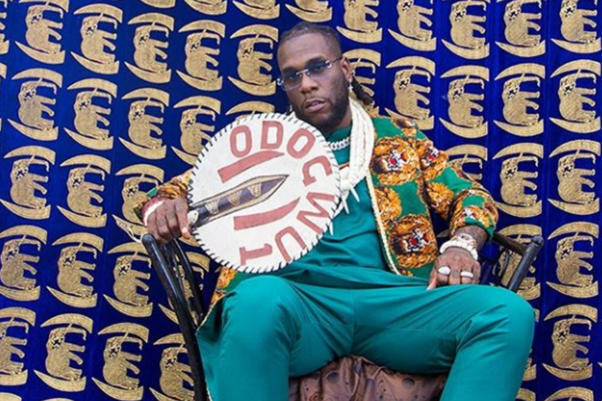 The shocking reason Burna Boy was being dragged on Twitter!