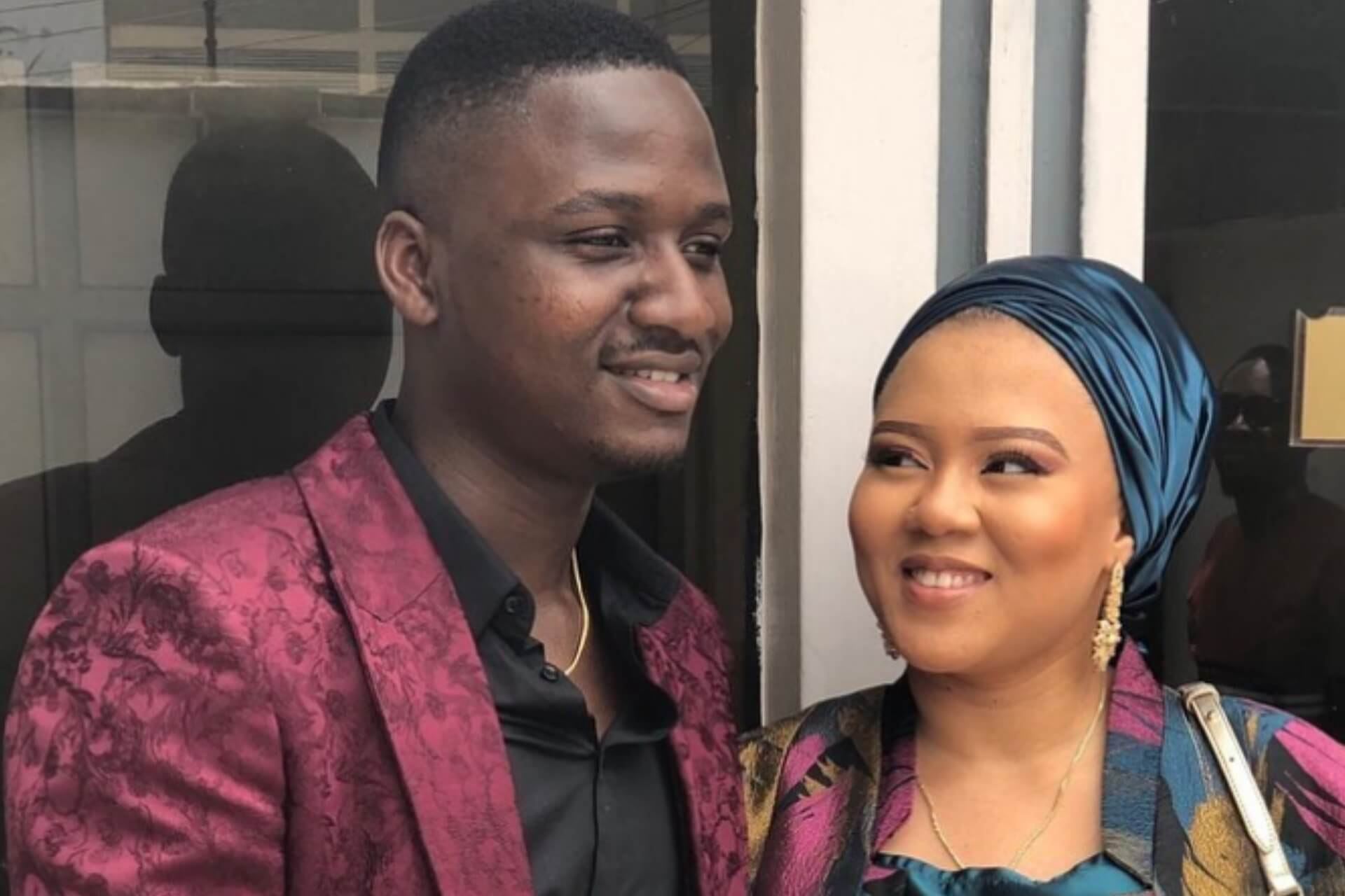 Femi Bakre and Mary Coco welcome newborn baby girl