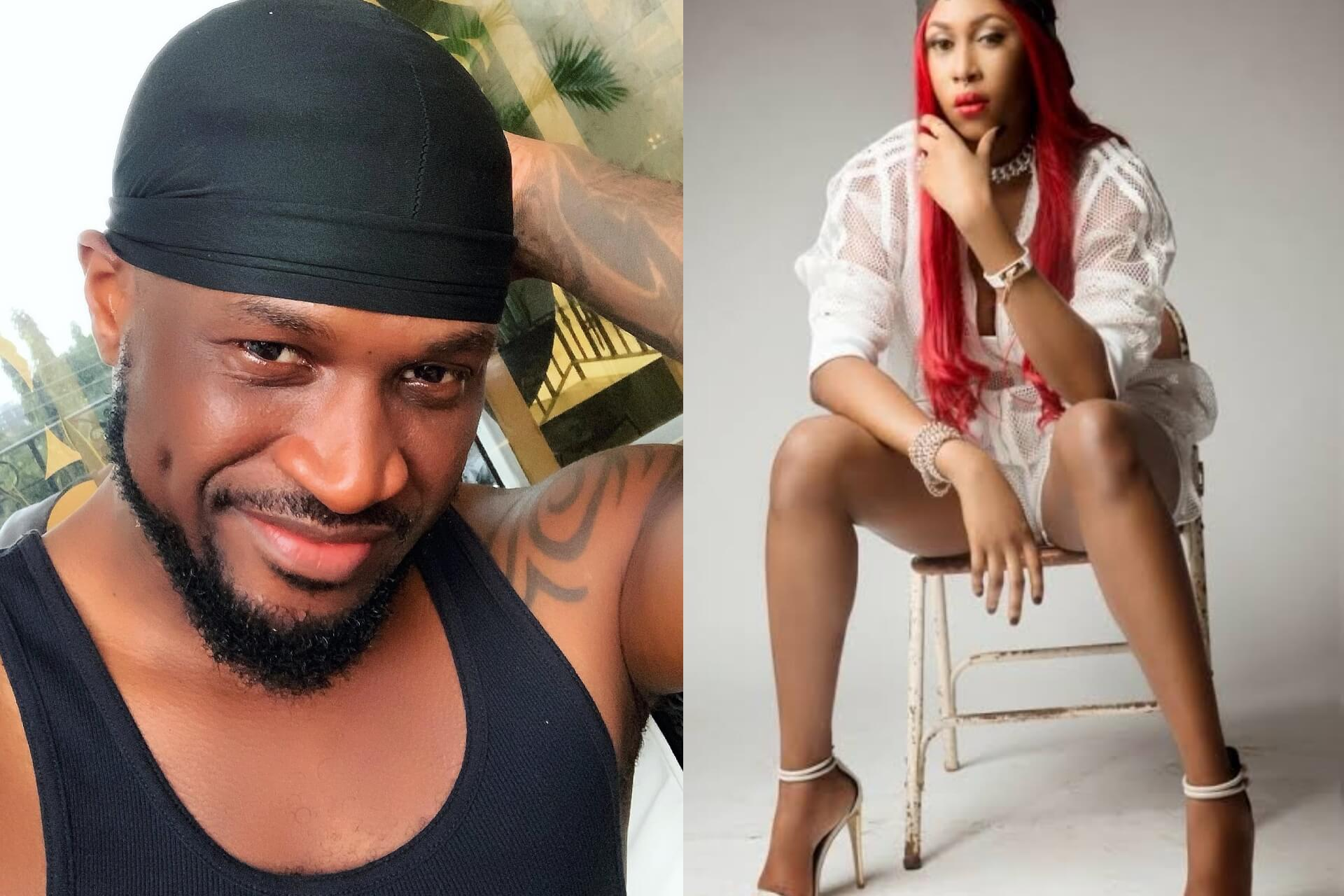 Peter Okoye weighs in on Cynthia Morgan's confession; shades his brothers