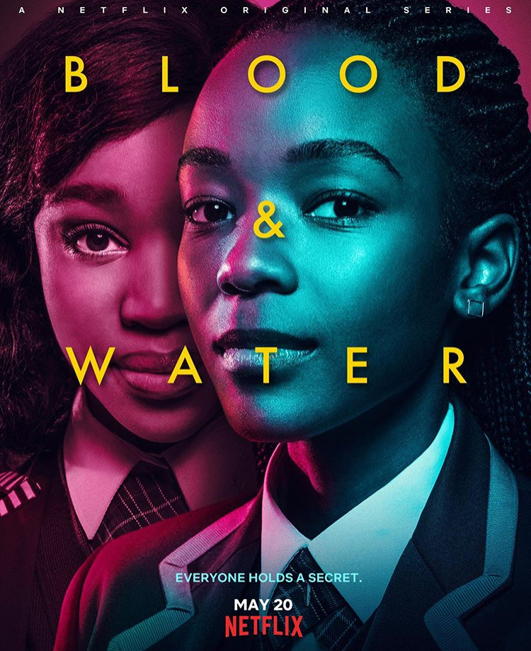 Netflix releases teaser for African original, 'Blood and water'| Watch on Sidomex