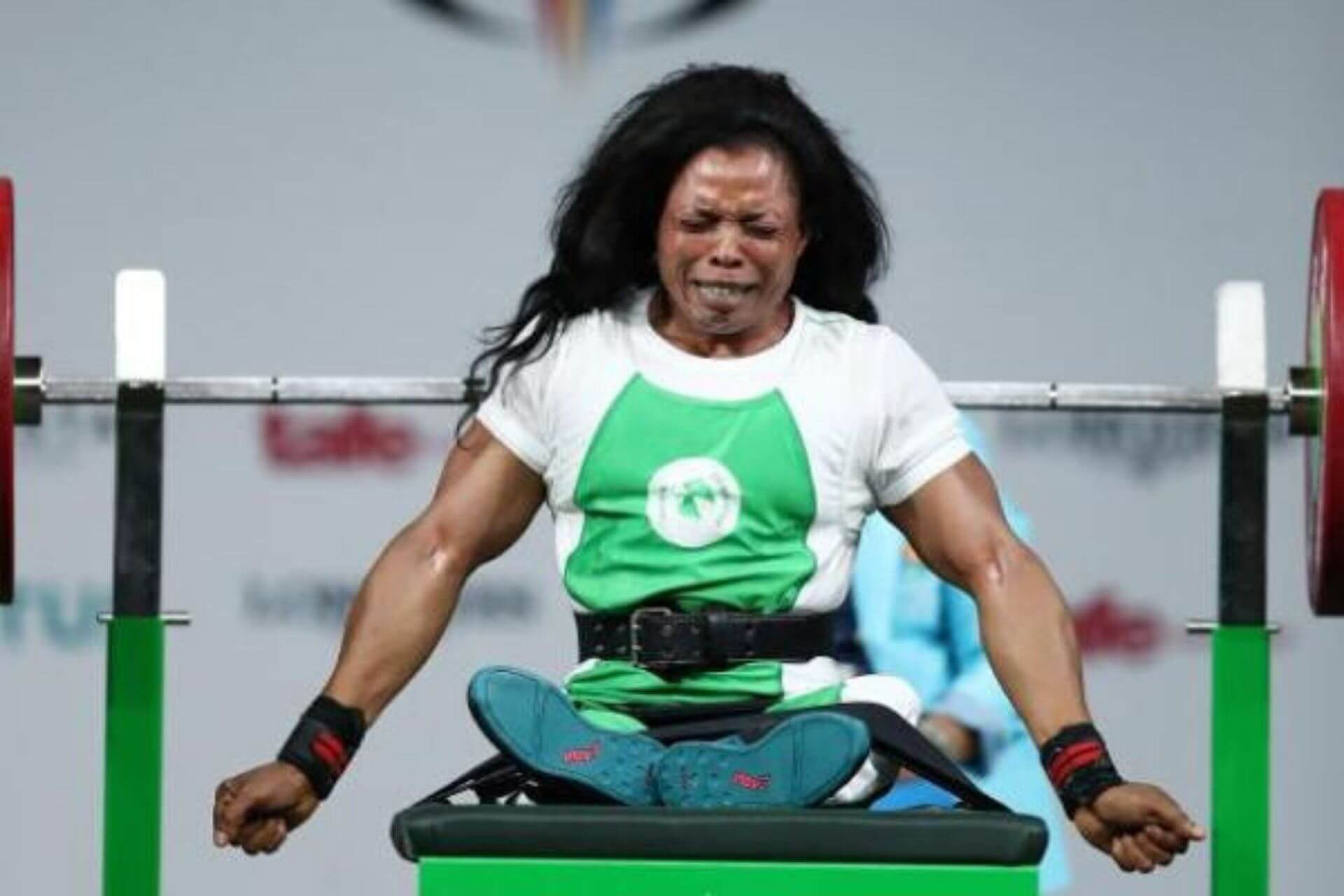 Nigerian Paralympic gold medalist, Esther Oyema handed 4-year ban for doping