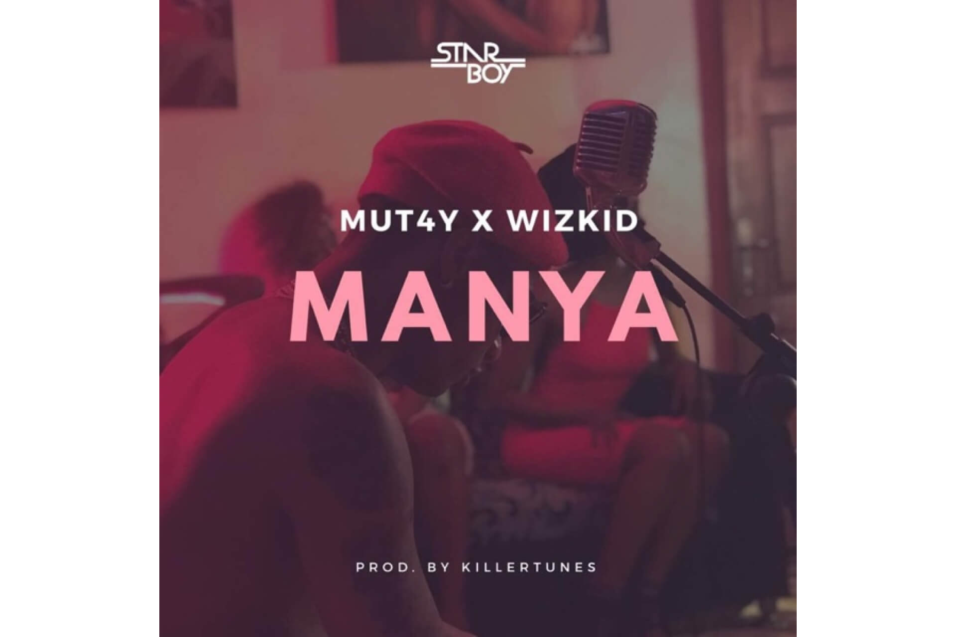 Cover art for Manya song by Mut4y