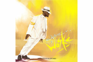 cover art for Woske by Olamide